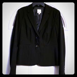 NWOT. Black Halogen Women's Blazer